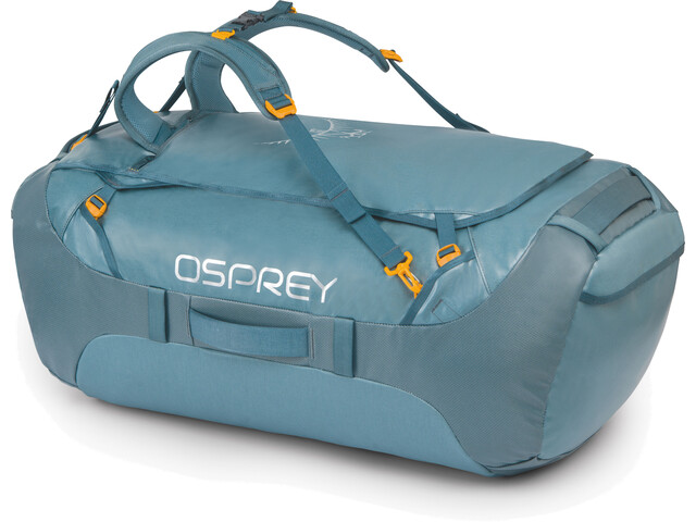 Osprey Transporter 130 Backpack keystone grey